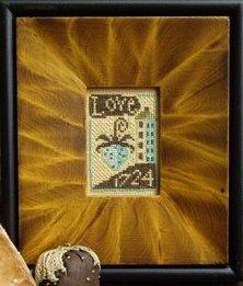 Carriage House Samplings Love, The Virtue Series