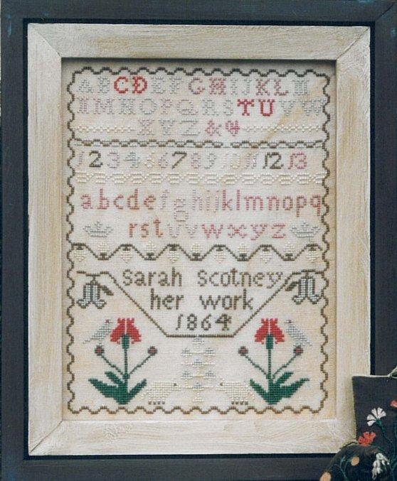 Carriage House Samplings Sarah Scotney