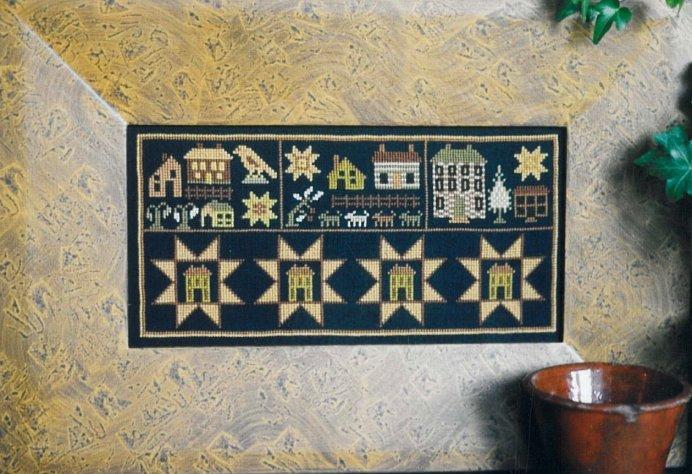 Carriage House Samplings Seven Stars