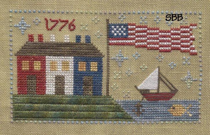 Chessie & Me1776 Harbor Kit