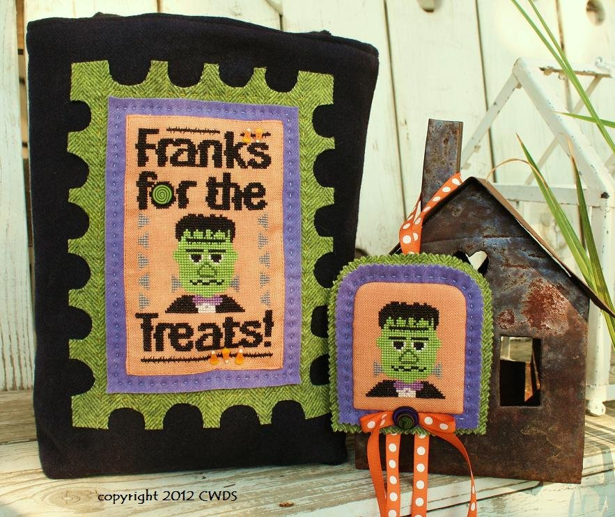 CherryWood Design Studio Closeout Trick or Treat All Through The Year
