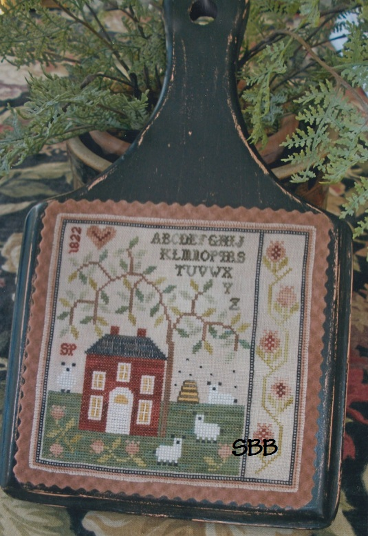 Clearance Chessie & Me Scarlett's Summer Sampler