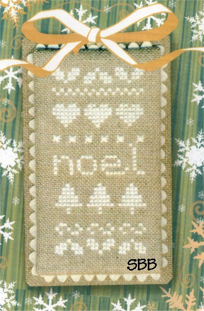 Clearance The Cat's Whiskers Design Studio Noel Naturally Chartpack