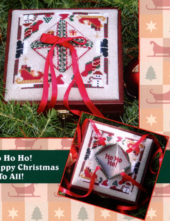 Clearance The Cat's Whiskers Design Studio Santa Says