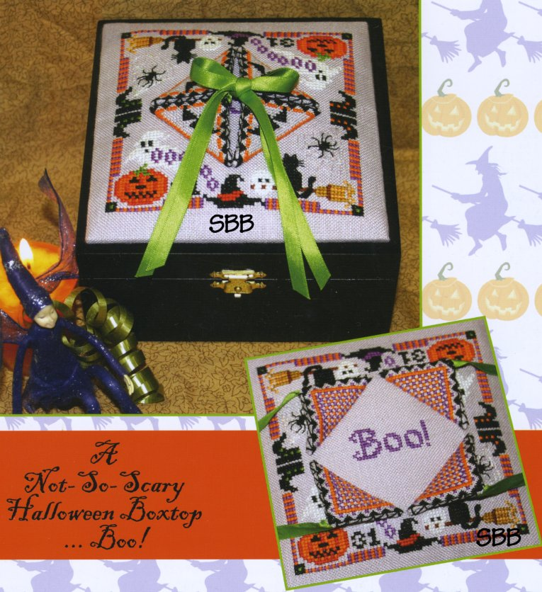 Clearance The Cat's Whiskers Design Studio Spook A Boo
