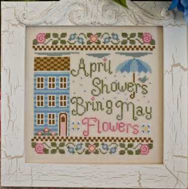 Country Cottage Needleworks April Showers