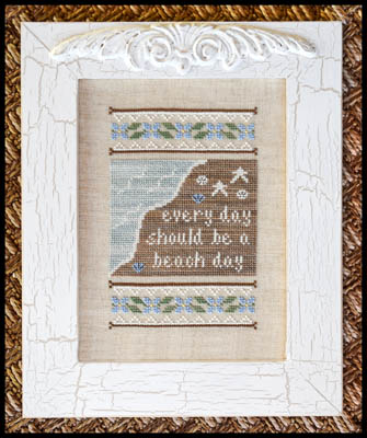 Country Cottage Needleworks Beach Day