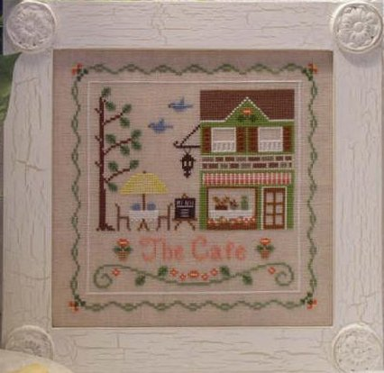 Country Cottage Needleworks The Cafe