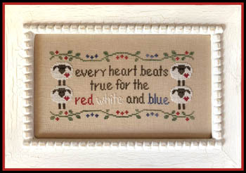 Country Cottage Needleworks Every Heart
