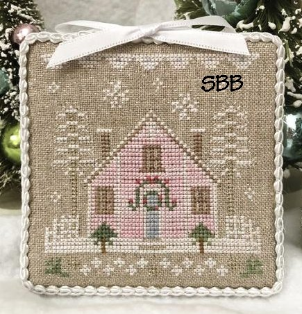 Country Cottage Needleworks Glitter House #2