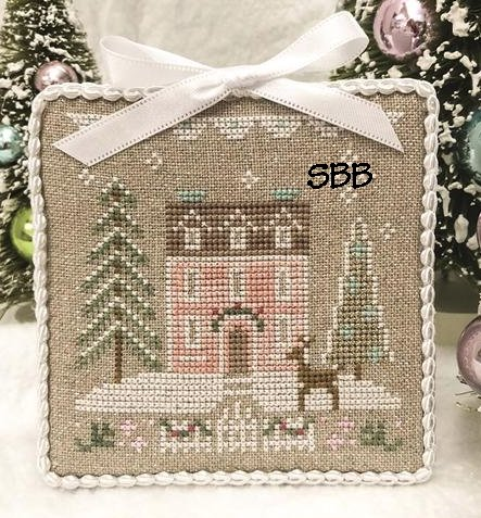 Country Cottage Needleworks Glitter House #4