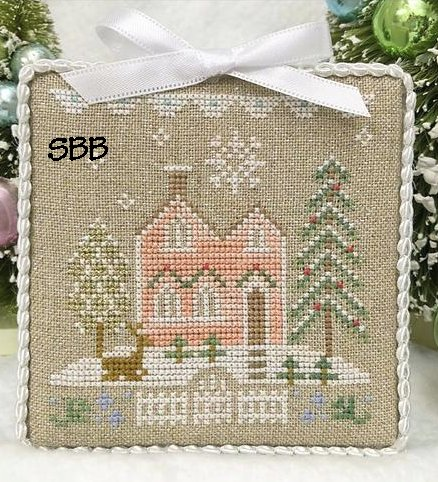 Country Cottage Needleworks Glitter House #6
