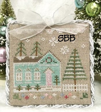Country Cottage Needleworks Glitter House #7