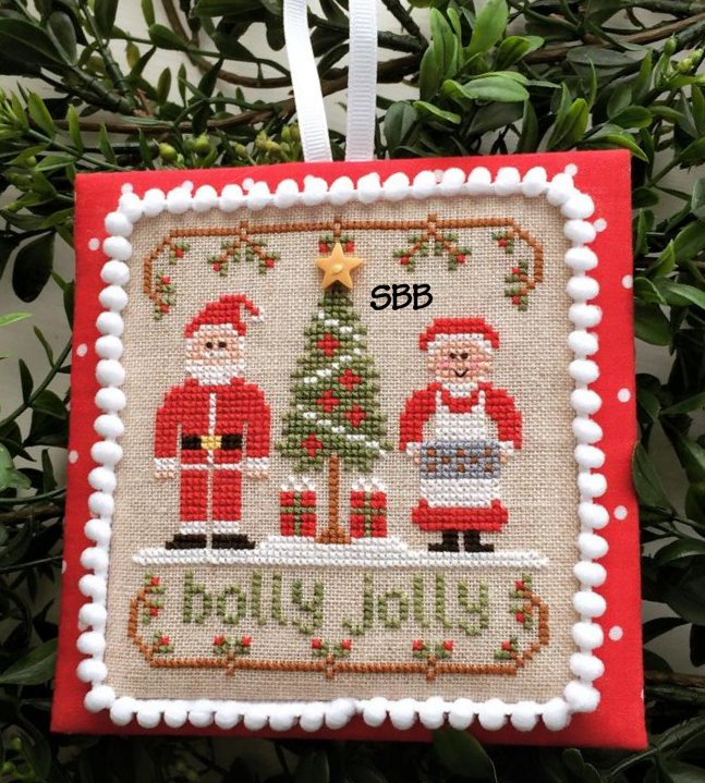 Country Cottage Needleworks Classic Collection #8 of 12 ~ Holly Jolly