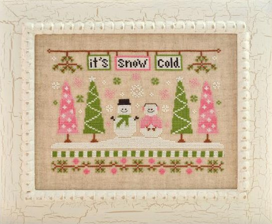 Country Cottage NeedleworksIt's Snow Cold