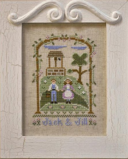 Country Cottage Needleworks Jack & Jill