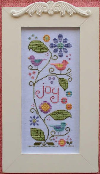 Country Cottage Needleworks Joyful Summer