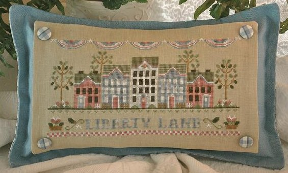 Country Cottage Needleworks Liberty Lane