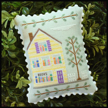 Country Cottage Needleworks Main Street ~ Bookstore