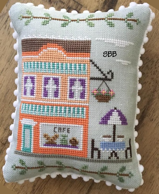 Country Cottage Needleworks Main Street ~ Cafe