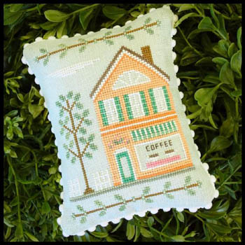 Country Cottage Needleworks Main Street ~ Coffee Shop