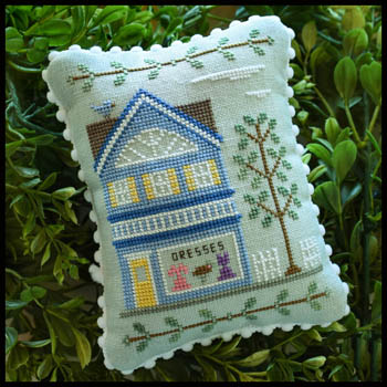 Country Cottage Needleworks Main Street ~ Dress Shop