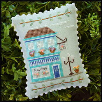 Country Cottage Needleworks Main Street ~ Flower Shop