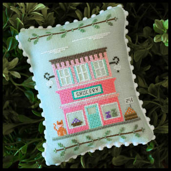Country Cottage Needleworks Main Street ~ Grocery