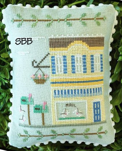 Country Cottage Needleworks Main Street ~ Post Office