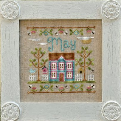 Country Cottage NeedleworksCottage of the Month Series ~ May