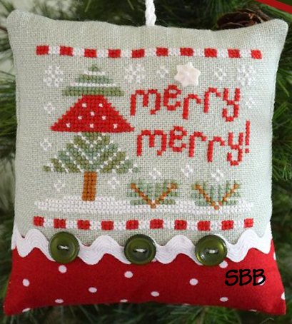 Country Cottage Needleworks Classic Collection #10 of 12 ~ Merry Merry