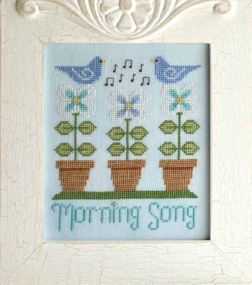 Country Cottage Needleworks Morning Song