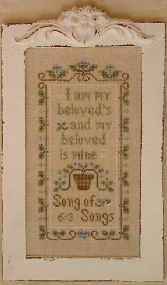 Country Cottage Needleworks My Beloved