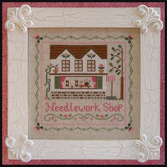 Country Cottage Needleworks Needlework Shop
