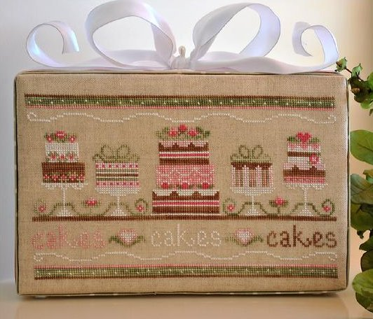Country Cottage NeedleworksParty Cake