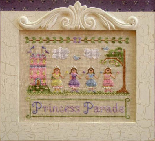 Country Cottage Needleworks Princess Parade