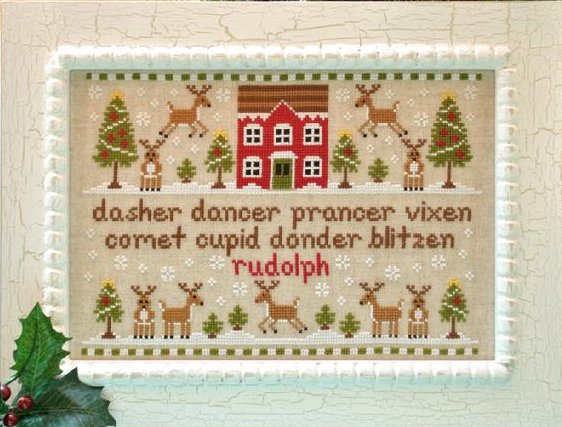 Country Cottage NeedleworksReindeer Games