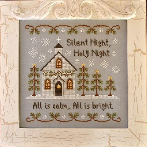 Country Cottage NeedleworksSilent Night