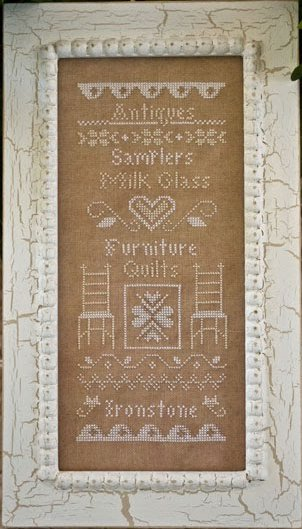 Country Cottage Needleworks Simply Vintage