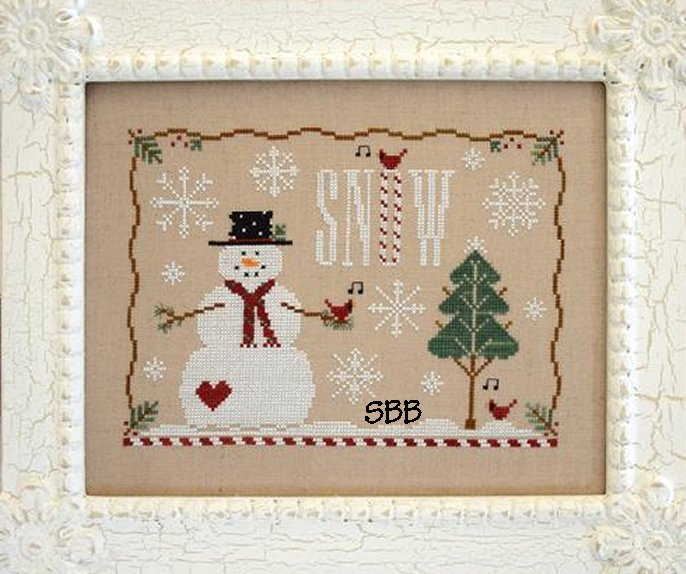 Country Cottage Needleworks Snow Days
