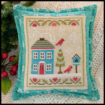 Country Cottage Needleworks Snow Place Like Home #4 Of 5