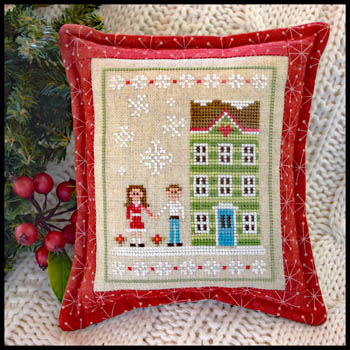 Country Cottage Needleworks Snow Place Like Home #5 Of 5
