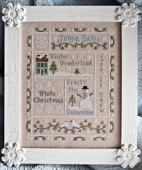 Country Cottage Needleworks Snowflake Serenade