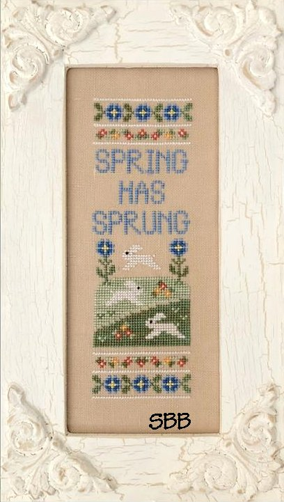 Country Cottage Needleworks Spring Has Sprung