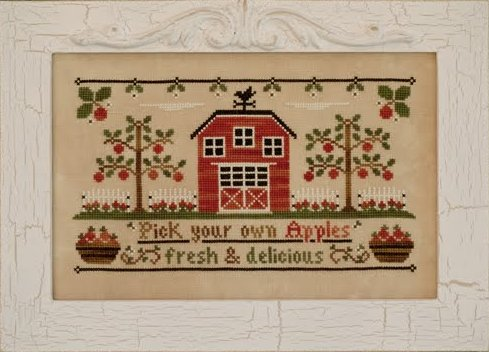 Country Cottage Needleworks The Apple Orchard