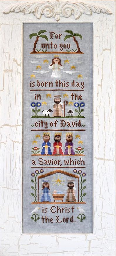 Country Cottage Needleworks The Nativity