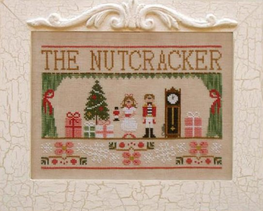 Country Cottage Needleworks The Nutcracker