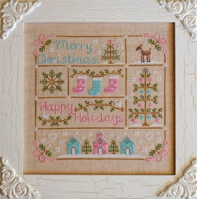 Country Cottage Needleworks Vintage Christmas