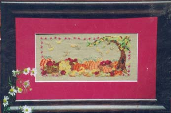 Country Garden Stitchery Autumn Blessings