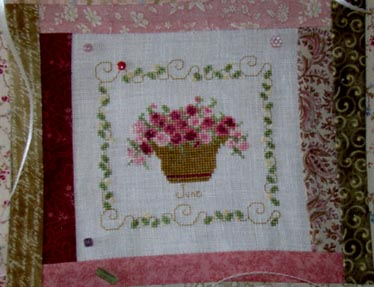 Country Garden Stitchery Country Garden In June